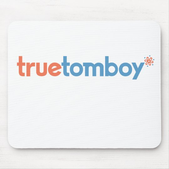 True Tomboy Mouse Pad