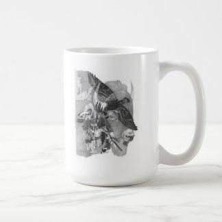 True Tribute Classic White Coffee Mug