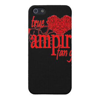 True vampire fan girl iPhone SE/5/5s cover