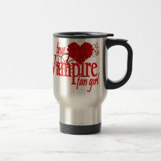 True vampire fan girl coffee mug