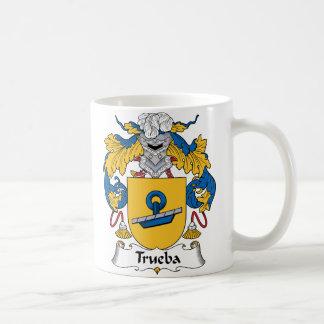 Trueba Family Crest Coffee Mug