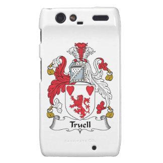 Truell Family Crest Droid RAZR Cover