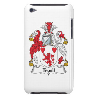 Truell Family Crest iPod Case-Mate Cases