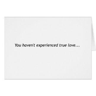 truelove card