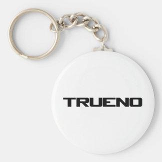 Trueno Keychain