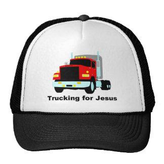 Trueque para Jesús Gorras De Camionero