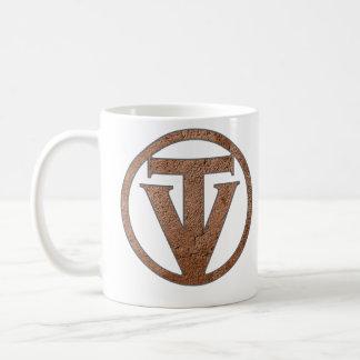 TrueVanguard - taza del logotipo