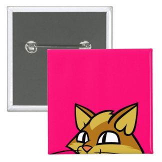 Truffles the Cat • Valbrook Button
