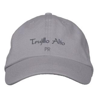 Trujillo Alto, Puerto Rico Embroidered Baseball Cap