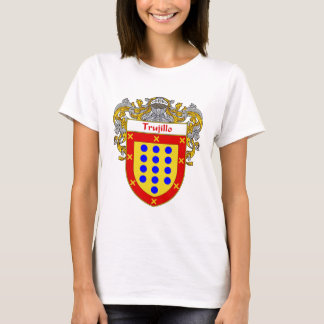 Trujillo Coat of Arms/Family Crest T-Shirt
