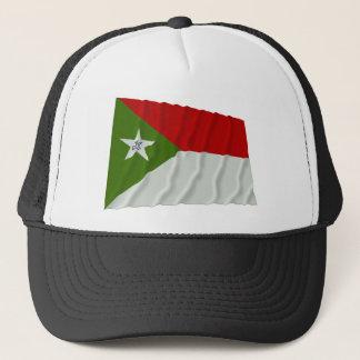 Trujillo Waving Flag Trucker Hat