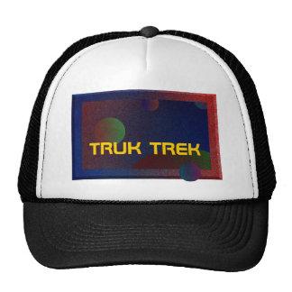 Truk Trek Trucker Hat