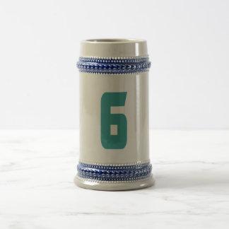 Trullo #6 intrépido jarra de cerveza