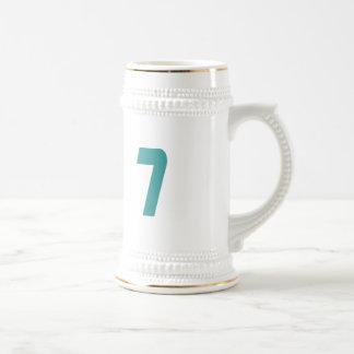 Trullo #7 intrépido jarra de cerveza