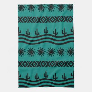 Trullo al sudoeste del diseño y toallas de cocina