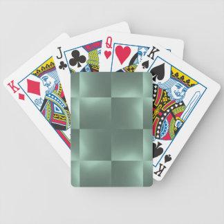 trullo brillante de los controles cartas de juego
