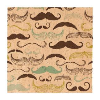 Trullo, Brown y bigotes amarillos Posavasos