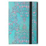 Trullo complejo de lujo y rosa del modelo del dama iPad mini carcasa