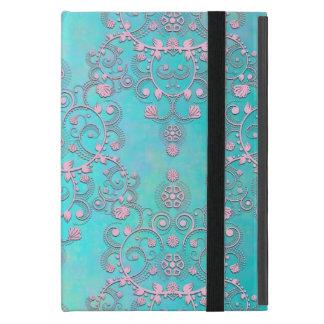 Trullo complejo de lujo y rosa del modelo del iPad mini carcasa