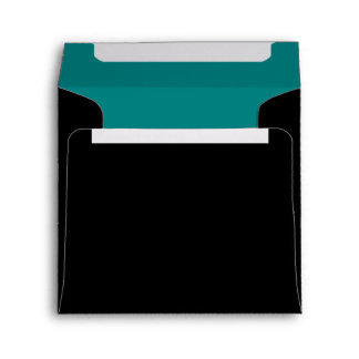 Trullo de coordinación y paleta de colores negra sobres