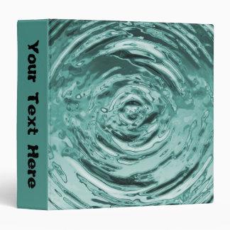 """Trullo de la ondulación del agua - 1,5"""""""