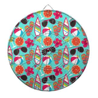 Trullo de la pelota de playa de las gafas de sol d tabla dardos