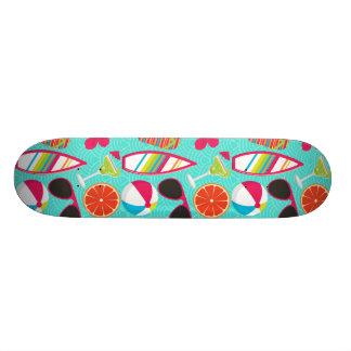 Trullo de la pelota de playa de las gafas de sol d patineta personalizada