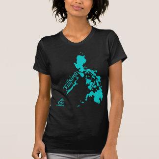 Trullo de las islas filipinas de la filipina camisetas