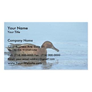 Trullo del canela tarjetas de visita