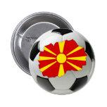 Trullo del nacional de Macedonia Pin