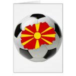 Trullo del nacional de Macedonia Tarjeta