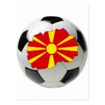 Trullo del nacional de Macedonia Tarjeta Postal