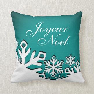 Trullo del navidad el | de Joyeux Noel de la Cojín