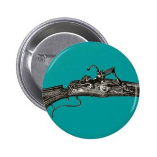 Trullo del Pin del botón del arma del rifle del mo