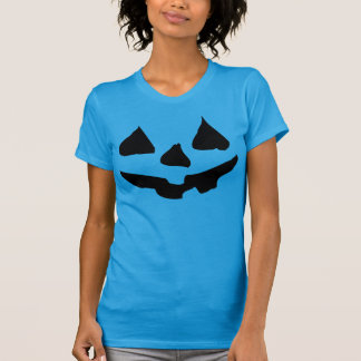 Trullo del traje de Halloween de la calabaza del Playera