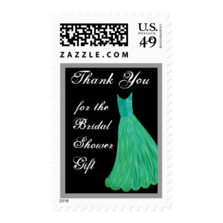 TRULLO DressThank usted regalo nupcial de la ducha Sello