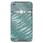 Trullo elegante de la cubierta de iPod Barely Ther iPod Touch Case-Mate Coberturas