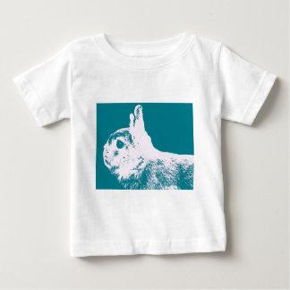 Trullo enano del conejo de Netherland Camisas