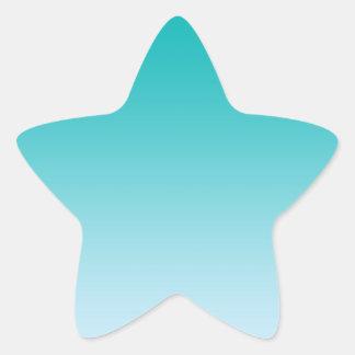 Trullo Ombre Pegatina En Forma De Estrella