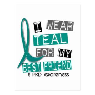 Trullo policístico de la enfermedad de riñón PKD Postales