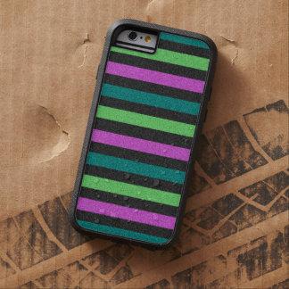 Trullo, verde lima, brillo de las rosas fuertes funda para  iPhone 6 tough xtreme