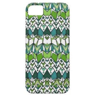 Trullo y caja verde del iPhone 5 Funda Para iPhone SE/5/5s