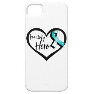 Trullo y cinta blanca de la conciencia para mi funda para iPhone SE/5/5s