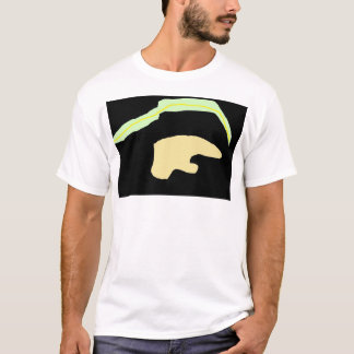 Truly Awesome Design -basic t-ee-Egyptian T-Shirt