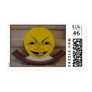 Truly Hideous moon stamps