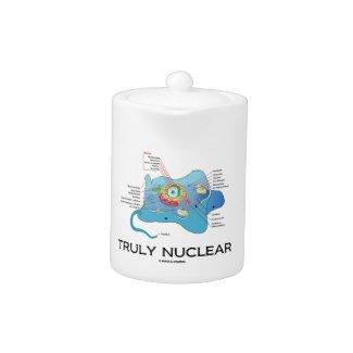 Truly Nuclear (Animal Cell Eukaryote Eukaryotic)