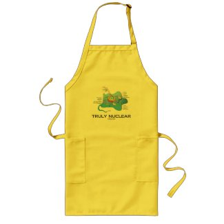 Truly Nuclear (Animal Cell Eukaryote Eukaryotic) Apron