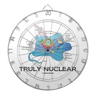 Truly Nuclear (Animal Cell Eukaryote Eukaryotic) Dart Board