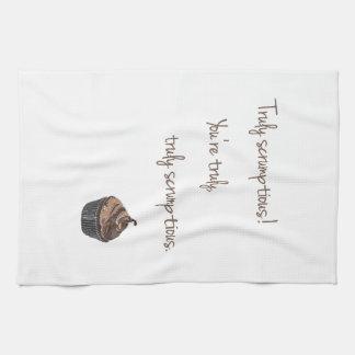 Truly Scrumptious DishTowel Towel