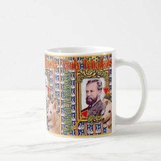 Truly Tchaikovsky Classic White Coffee Mug